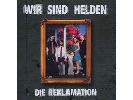Die Reklamation Coloured Vinyl