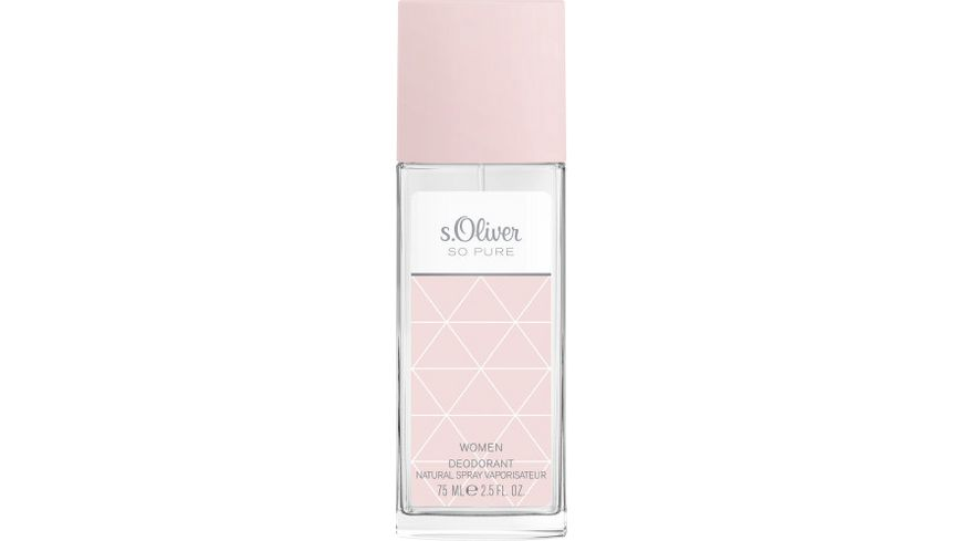 s Oliver So Pure Women Deo Natural Spray