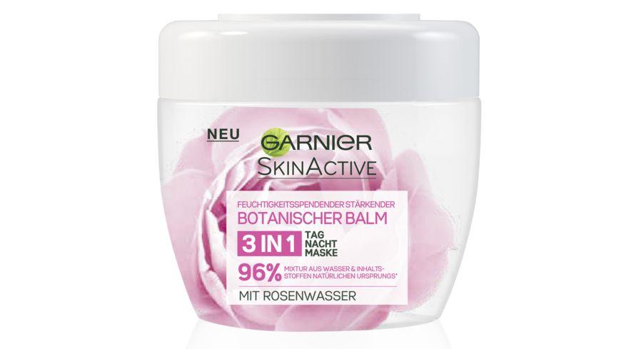 GARNIER SkinActive Botanischer Balm Rose