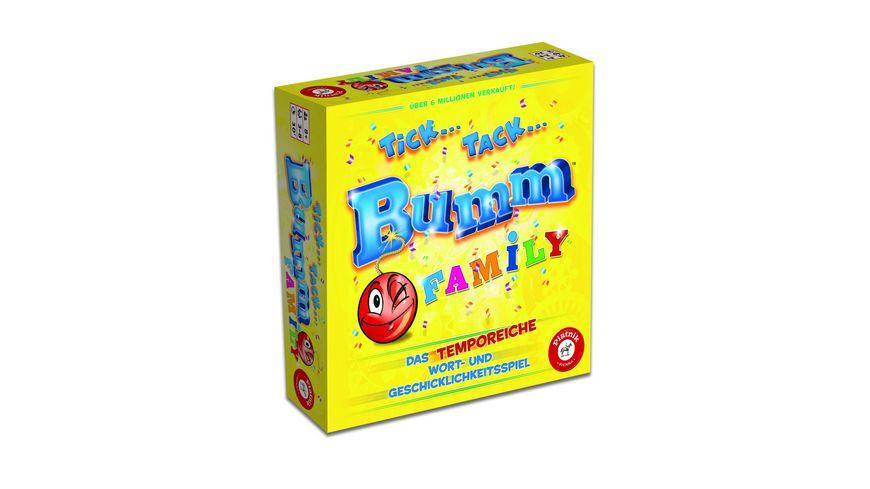 Piatnik Tick Tack Bumm Family