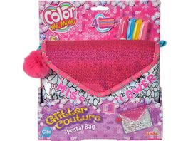 Simba Color me mine Glitter Couture Postal Bag
