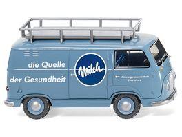 WIKING 0289 02 Ford FK 1000 Kastenwagen Milch