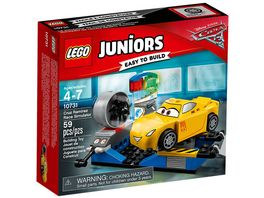 LEGO Juniors 10731 Cruz Ramirez Rennsimulator