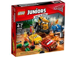LEGO Juniors 10744 Crazy 8 Rennen in Thunder Hollow