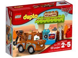 LEGO DUPLO 10856 Hooks Schuppen
