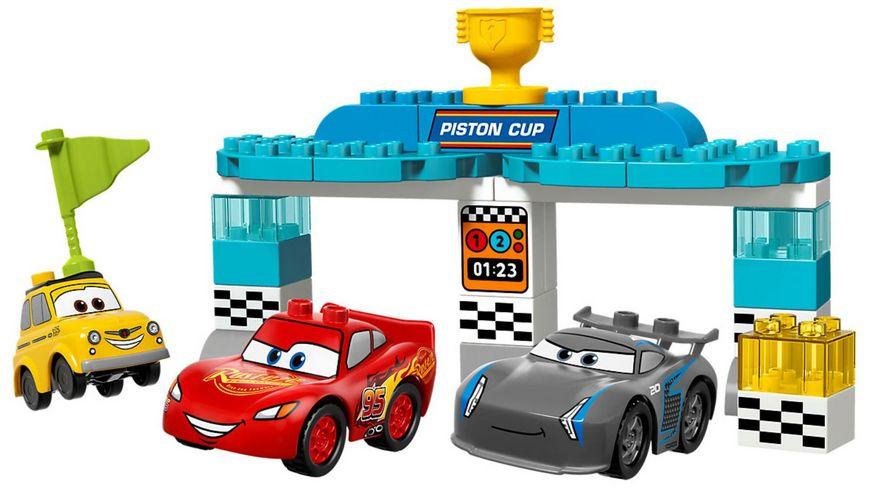 LEGO DUPLO 10857 Piston Cup Rennen