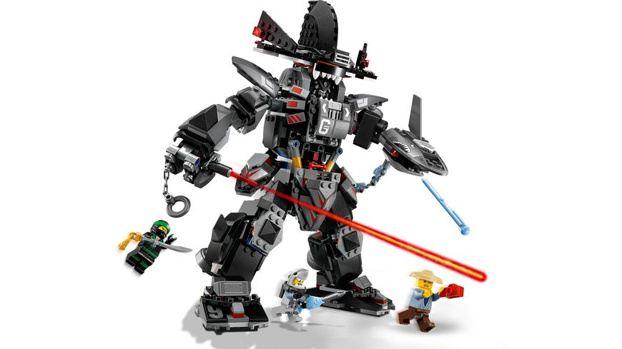 LEGO Ninjago 70613 Garmadon s Robo Hai