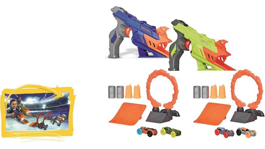 Hasbro Nerf Nitro DuelFury Demolition Set