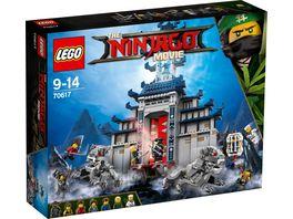 LEGO Ninjago 70617 Ultimativ ultimatives Tempel Versteck