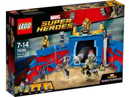 LEGO Marvel Super Heroes Marvel Thor 76088 Thor gegen Hulk in der Arena