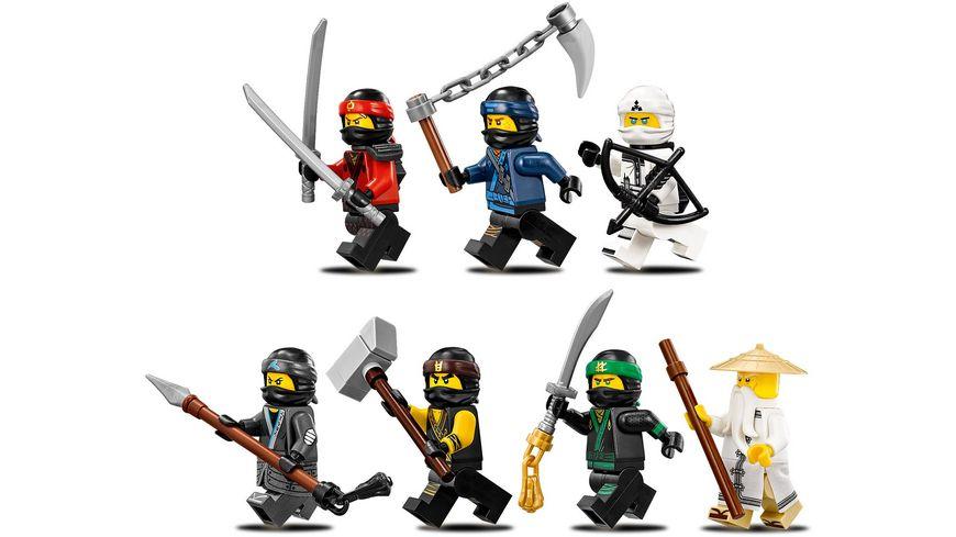 LEGO Ninjago 70618 Ninja Flugsegler