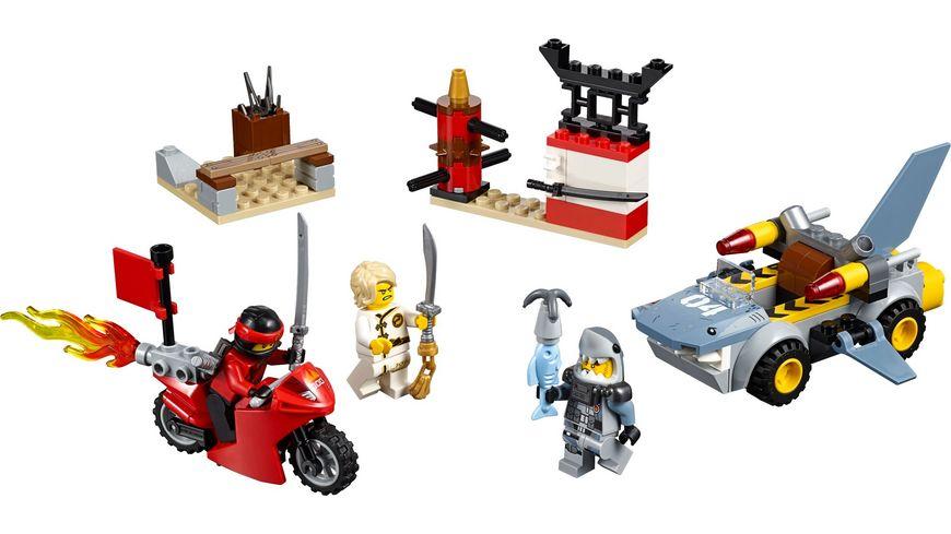 LEGO Juniors 10739 Haiangriff