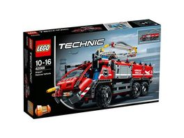 LEGO Technic 42068 Flughafen Loeschfahrzeug