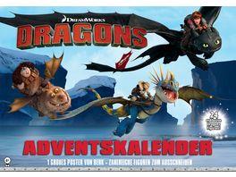 Spin Master Adventskalender Dragons
