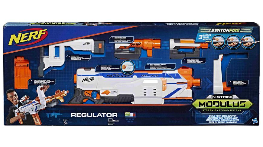 Hasbro Nerf N Strike Modulus Regulator
