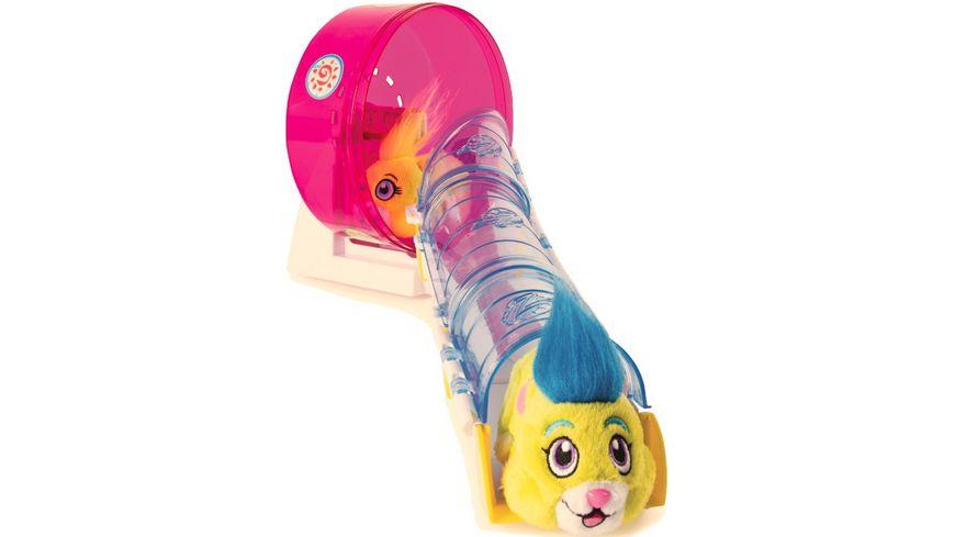 Spin Master ZhuZhu Pets Hamsterrad mit Tunnel