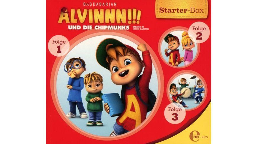 Alvinnn 1 Starter Box