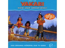 29 HSP z TV Serie Kleine Jaeger Grosser Grizzly