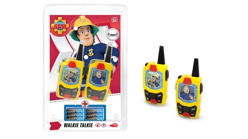 Dickie Feuerwehrmann Sam Walkie Talkie