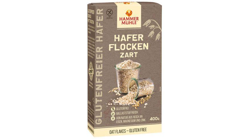 HAMMERMUeHLE Haferflocken