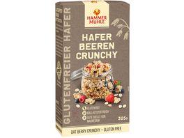 HAMMERMUeHLE Beerencrunchy