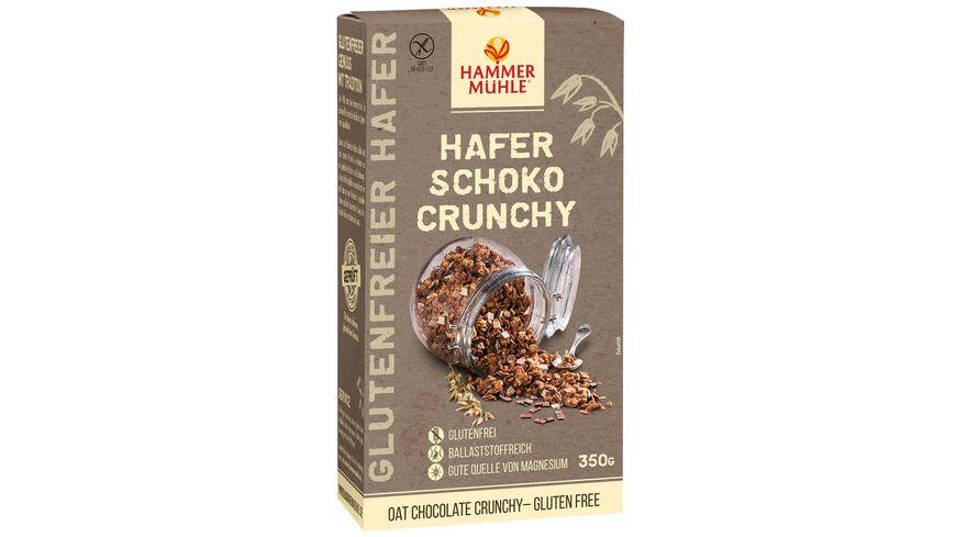 HAMMERMUeHLE Schoko Crunchy