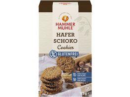 HAMMERMUeHLE Hafer Schoko Cookies glutenfrei