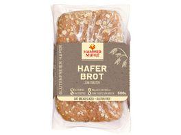 HAMMERMUeHLE Haferbrot