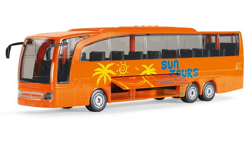 SIKU 3738 Super MB Travego Reisebus