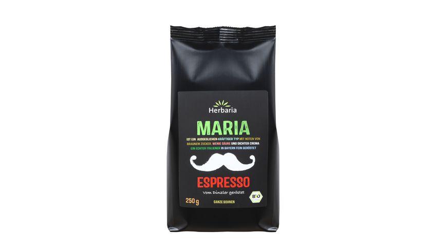 Herbaria Maria Espresso ganz bio