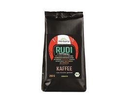 Herbaria Rudi Kaffee entkoffeiniert gemahlen bio