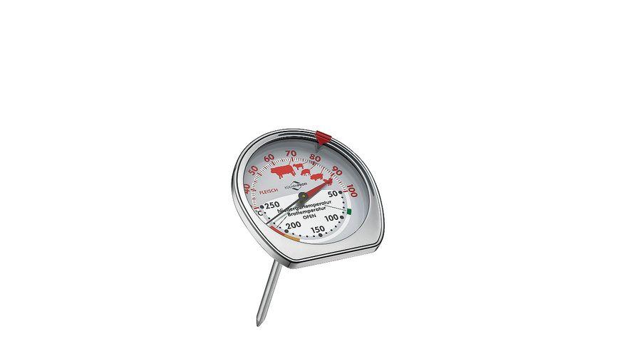 KUeCHENPROFI Braten Ofenthermometer