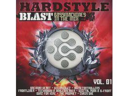 Hardstyle Blast Vol 1 Bassmachines Mix