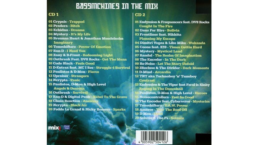 Hardstyle Blast Vol 2 Bassmachines Mix