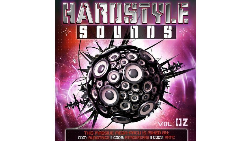 Hardstyle Sounds Vol 2