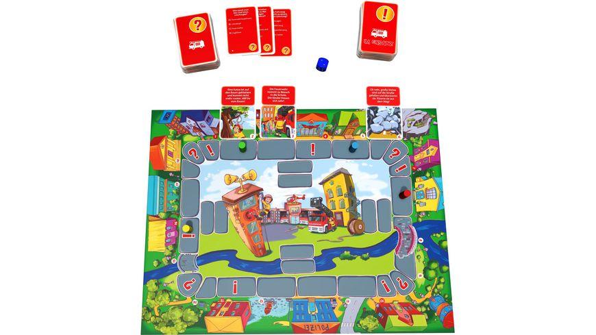 Noris Spiele Das grosse Feuerwehrspiel