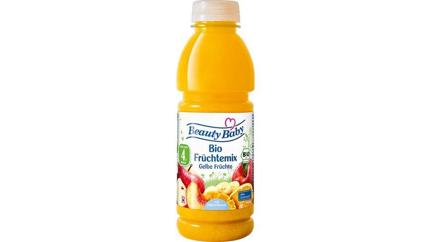 Beauty Baby Bio Fruechtemix Gelbe Fruechte