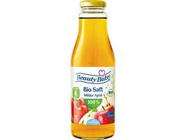 Beauty Baby Bio Saft Milder Apfel 100