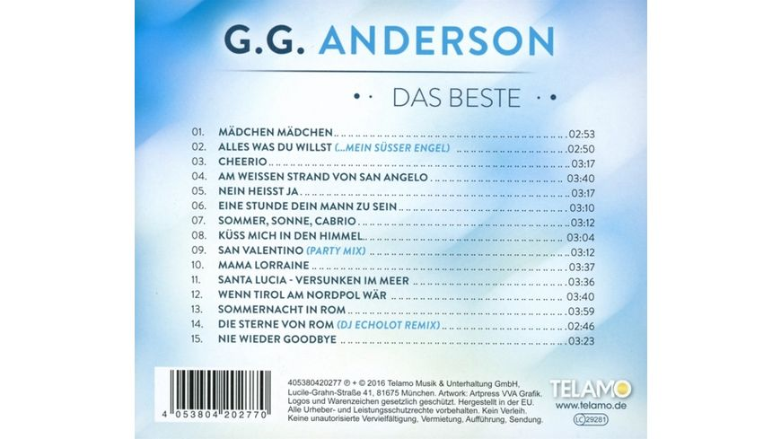 Das Beste 15 Hits