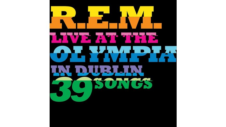 Live At The Olympia 2CD DVD