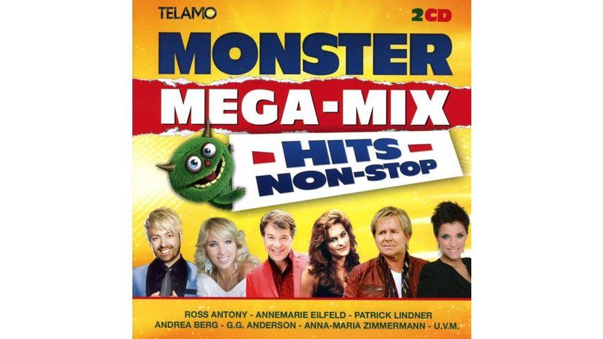 Monster Mega Mix Hits Non Stop