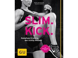 Slim Kick Kampfsporttraining das richtig reinhaut