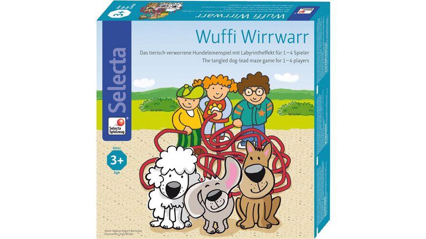 Selecta Wuffi Wirrwarr