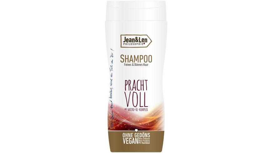 Jean Len Shampoo Prachtvoll