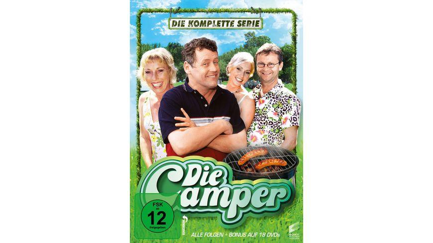 Die Camper Die komplette Serie 18 DVDs