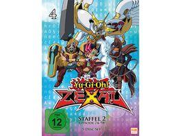Yu Gi Oh Zexal Staffel 2 2 Episode 74 98 5 DVDs