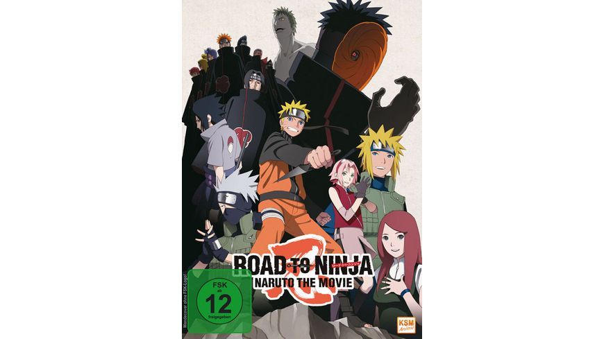 Road to Ninja Naruto The Movie 2012