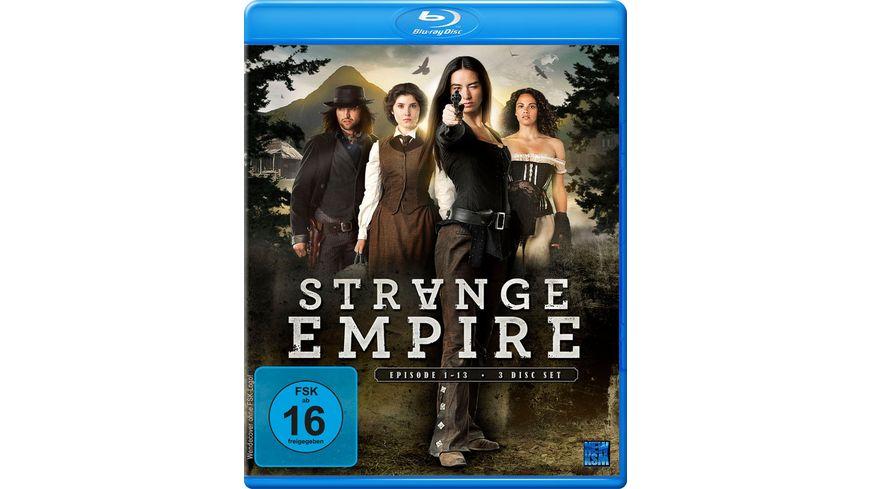 Strange Empire Episoden 01 13 3 BRs