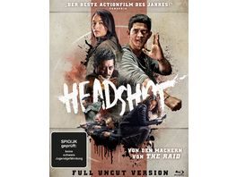 Headshot Steelbook