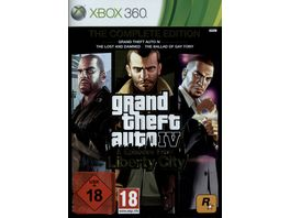 Grand Theft Auto IV Uncut Complete Edition